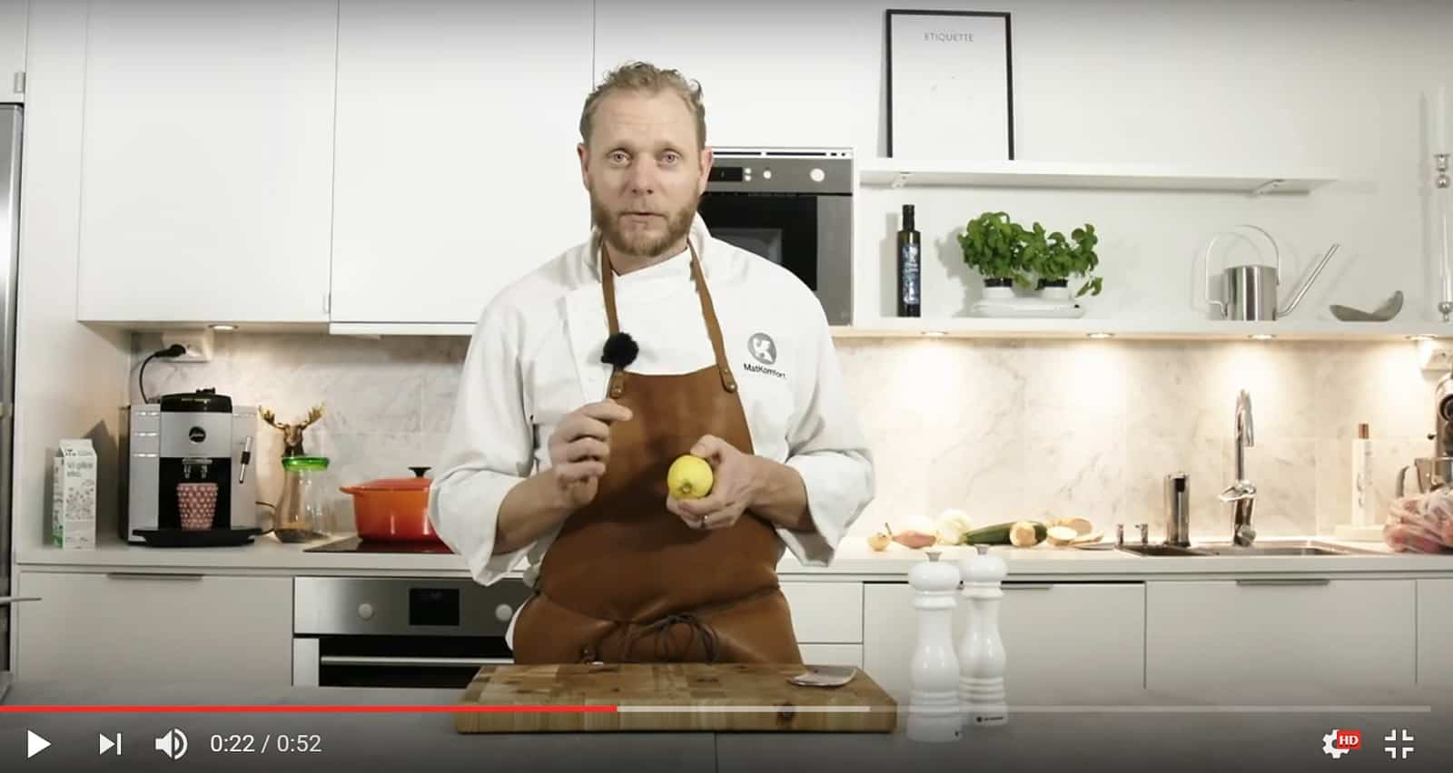 Filmtips hur du river citron