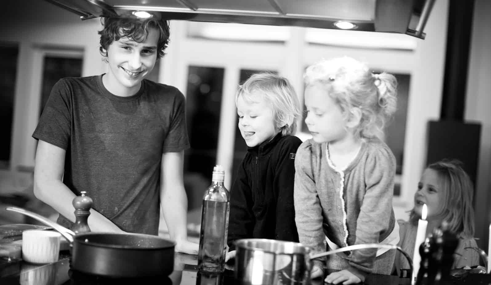 Barntips från Matkomfort och Henrik Isaksson