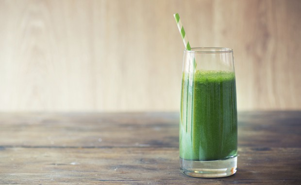 Green smoothie från Matgeek