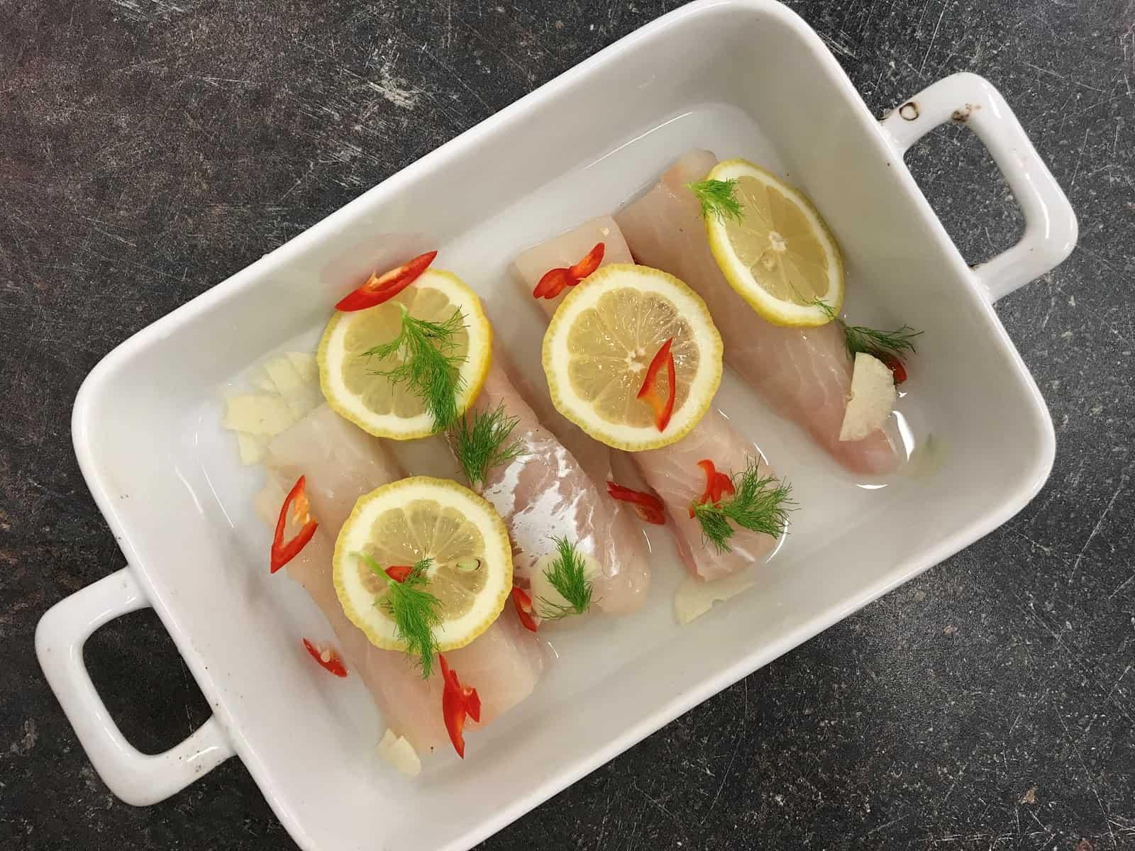 tillaga fisk