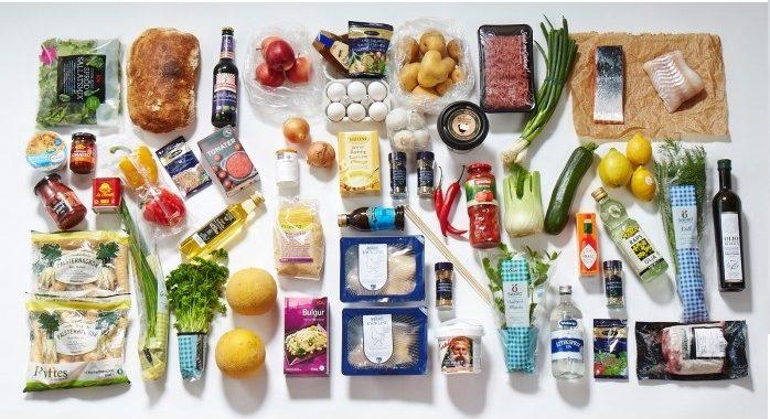 Plastanvändning utan Matkomfort